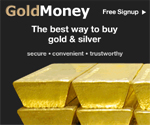 GoldMoney. The best way to buy gold & silver